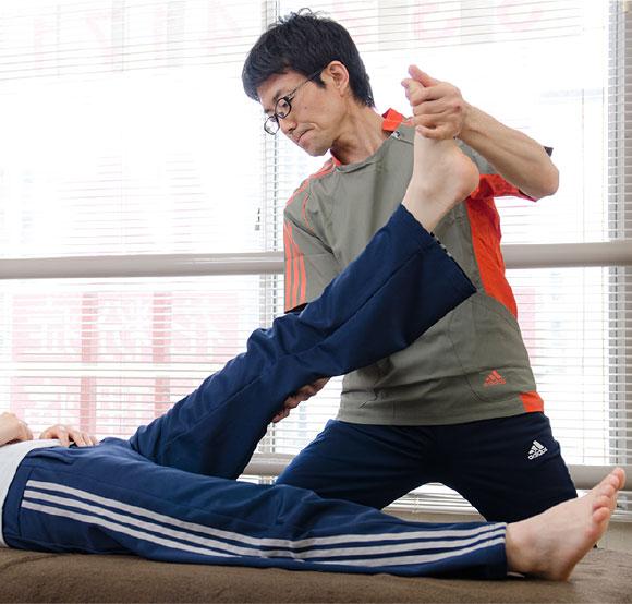 足の筋肉 両利きトレーニング